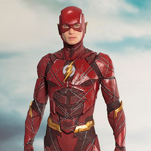 <b>ARTFX+ JUSTICE LEAGUE:Flash 플래쉬 1/10 (17년 11월 발매)